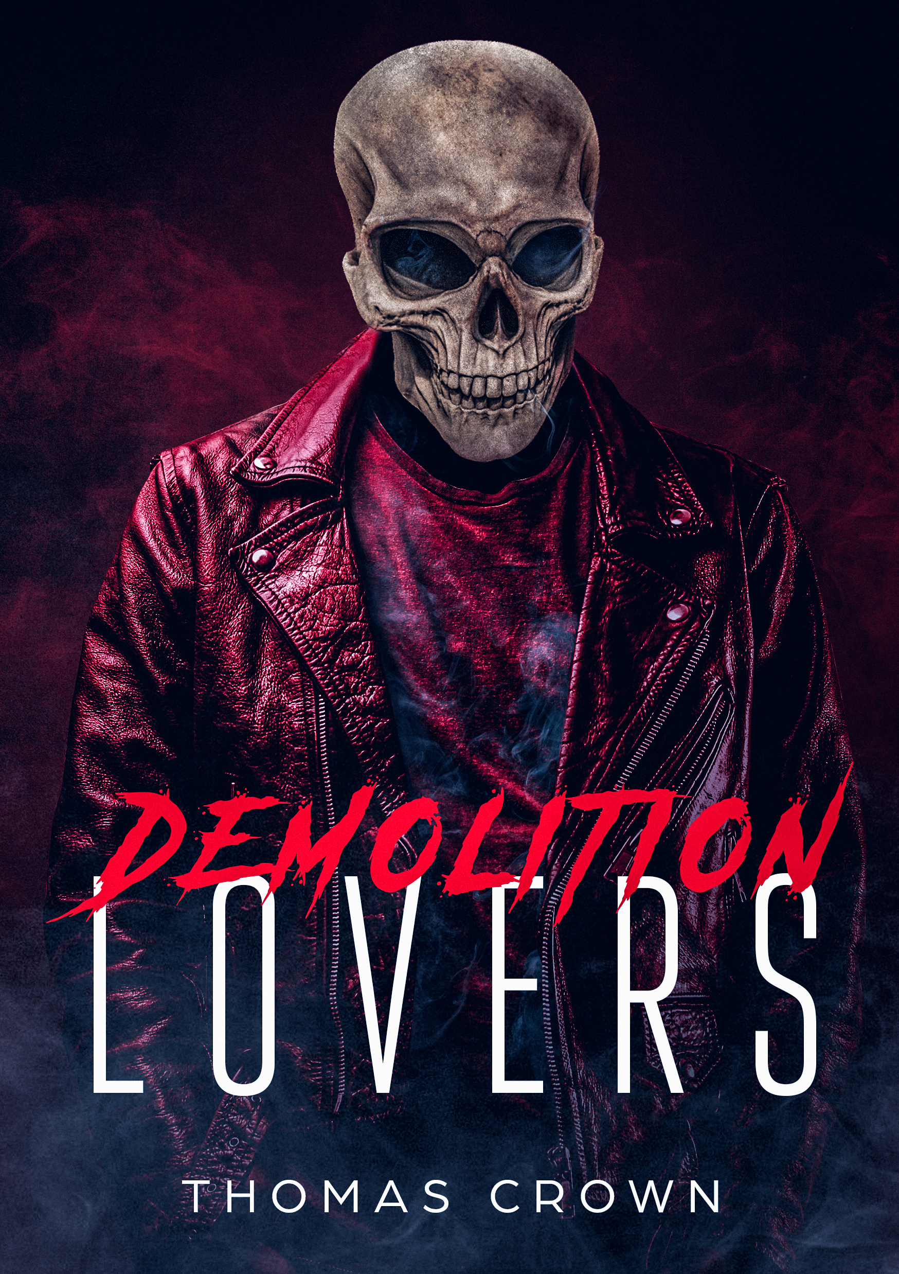 demolition lovers front cover